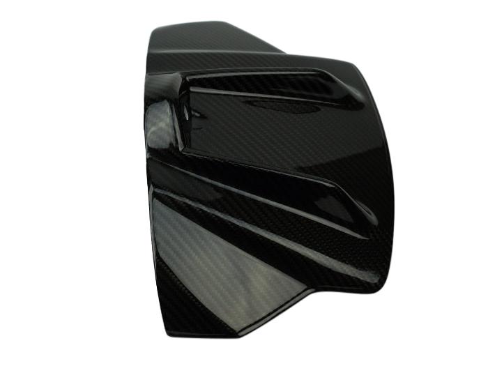 Tank Cover in 100% Carbon Fiber for Aprilia RSV4 RR,RF 2013+, Tuono V4 2014+